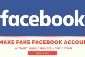 create fake facebook account