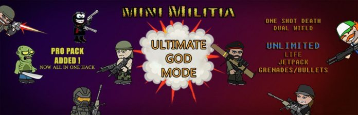 mini militia everything unlimited